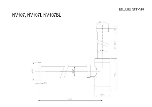 NV 107BL